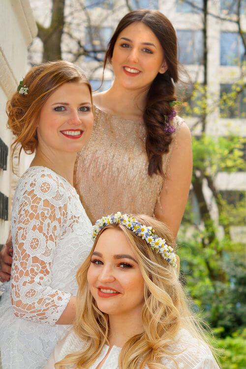 Wedding 2017 | Unser Lookbook Beitrag zum Thema | Bild 3 | Friseur München