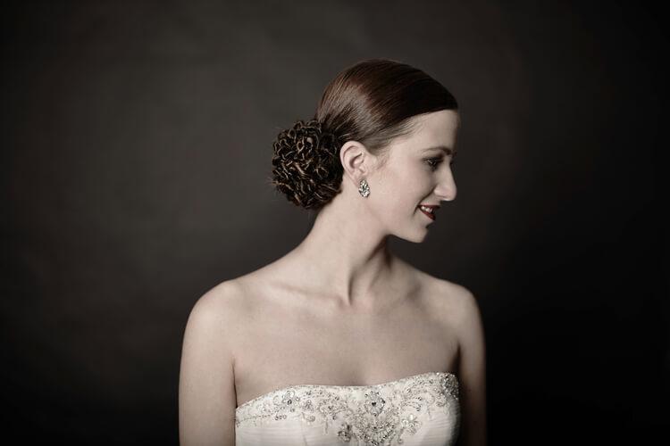 Wedding 2015 | Impressionen unserer Wedding Looks 2015 | Bild 4 | Friseur München