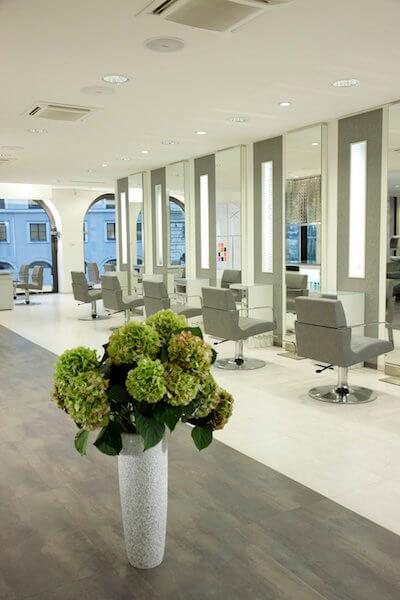 Unser Friseur Salon in der Brienner Straße in München | Friseur München