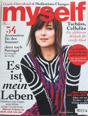 Myself | Beitrag im Magazin Myself vom 07.06.2017 | Cover | Friseur München