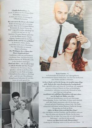 Myself | Beitrag im Magazin Myself vom 07.06.2017 | Seite 2 | Friseur München